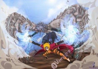 Naruto Vs Sasuke Akkipuden